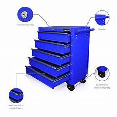 130 us pro blue tools affordable steel chest tool box