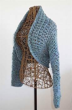 crochet shrug no seam crochet shrug pattern