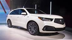 2019 acura mdx 2019 acura mdx a spec revealed at the new york auto show