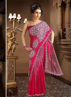bridal saree indian bridal saree bridal wear