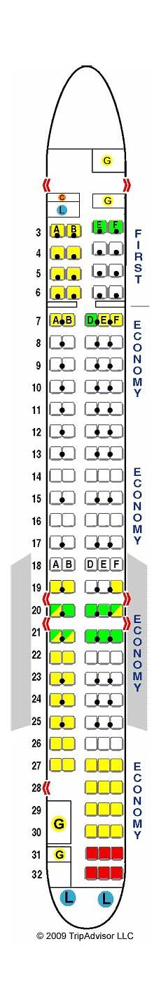 Delta Boeing Douglas Md 80 Seating Chart Mcdonnell Douglas Md 88 Jet Seating Chart