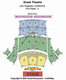 Greek Theater Seating Chart North Terrace Greek Theatre Ca Tickets And Greek Theatre Ca Seating