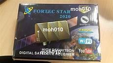 fortec 2020 mini hd اخر سوفت وملف قنوات ل فورتك 2020 hd mini الذهبي مصراوى سات