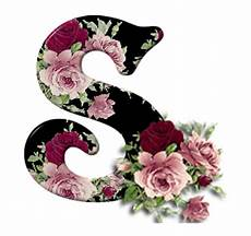 flower wallpaper letter letter s with flowers our family letters m b f r d