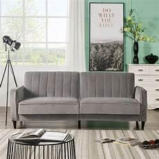 merax premium sofa bed in velvet colors
