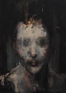 Light And Dark Artists Modern Jean Luc Almond Plastic 2015 Painting Oil Art Of