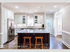 Traditional Kitchen Gets Light, Bright, and Airy Makeover   CQC Home