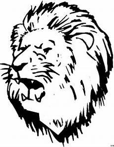 Zoomania Malvorlagen Ru Bruellender Loewenkopf Ausmalbild Malvorlage Tiere