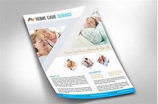 Home Care Flyer Home Care Flyer Flyer Templates Creative Market