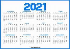 Us Calendars Us 2021 Calendar Printable One Page Noolyo Com