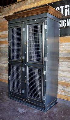 vintage industrial storage cabinet diy craft s