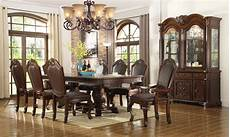 chateau traditional formal dining room furniture set free