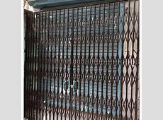 Collapsible Grill Gate at Rs 350 /square feet