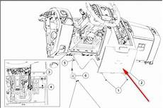 How To Remove Lower Console 2009 Ford Escape Removal