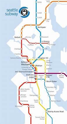 Day Pass Seattle Light Rail Seattle City Guide