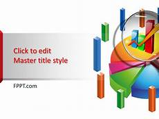 Powerpoints Templates Free 3d Chart Powerpoint Template Free Powerpoint Templates