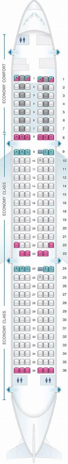 Alitalia Flight 631 Seating Chart Seat Map Alitalia Airlines Air One Airbus A321 Seatmaestro