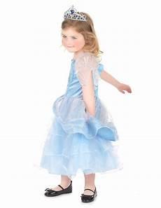 Light Blue Costume Light Blue Princess Costume With Tiara For Girls Kids