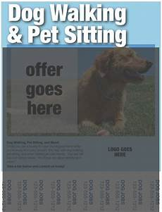 Walking Flyer Dog Walking Flyers 5 Essential Elements You Ll Need Pet