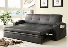 Trundle Sofa Bed 3d Image by Homelegance Novak Lounger Sofa With Pull Out
