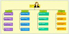 Small Business Organizational Structure 5 Organizational Structure Chart Template