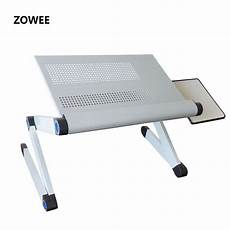 adjustable portable laptop table stand sofa bed tray