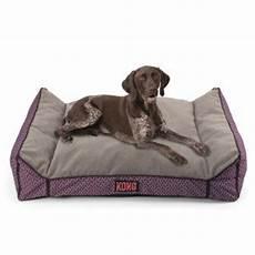 kong lounger bed purple pet supplies