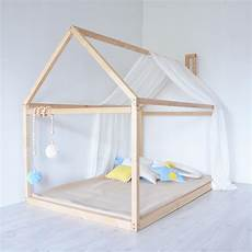 size house bed floor montessori bed frame baby bed
