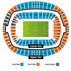 Olympic Stadium London Seating Chart Olympic Stadium London Seating Plan West Ham United