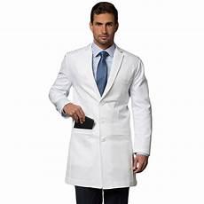 mens lab coats white wollen white mens labcoat 38 quot schlesinger s uniforms