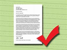 Retirement Letters Examples How To Write A Retirement Letter 14 Steps With Pictures