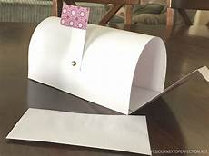How To Make Templates Life S Journey To Perfection How To Make A Paper Mailbox