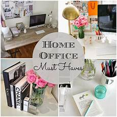 Must Home Items Defined Designs Home Office Must Haves