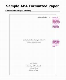 Apa Title Page Format 2020 Apa Format Template Free In 2020 Apa Style Paper Essay