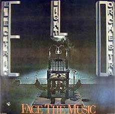 Electric Light Orchestra Face The Music Album Cover Electric Light Orchestra Discografia Completa