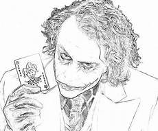 Malvorlagen Batman Joker Batman Arkham City Joker Coloring Pages