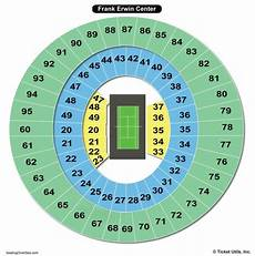 Frank Erwin Center Seating Chart Seating Charts Amp Tickets