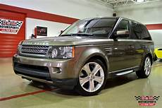 2010 Land Rover Range Rover Sport Supercharged Stock