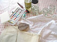 how to make brilliant diy fabric paint at home craft