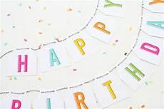 Free Happy Birthday Banner Printables Free Printable Birthday Banner