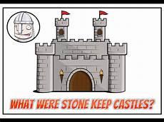 Castle Keep Design Stone Keep Castles Youtube