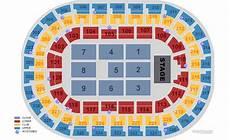 Chesapeake Energy Seating Chart Chesapeake Energy Arena Oklahoma City Tickets