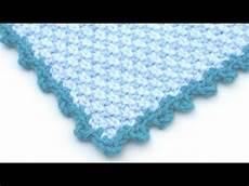 crochet for knitters picot edging