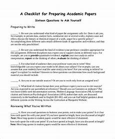 Academic Research Paper Examples Sample Of Academic Research Essay