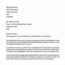 How Do You Write An Appeal Letter Free 12 Appeal Letter Templates In Ms Word Apple Pages