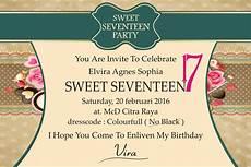 background undangan ulang tahun remaja 1 187 background