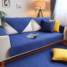 solid sofa cover for living room non slip slipcovers set
