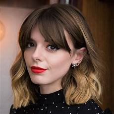Different Types Of Bangs Chart Your Ultimate Guide On The Different Types Of Bangs Hair