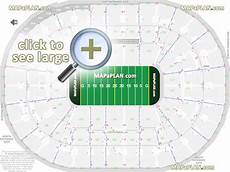 Big E Arena Seating Chart Moda Center Rose Garden Arena Seat Amp Row Numbers