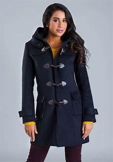 womwn coats dc comics duffel coat for